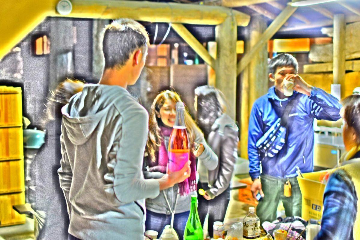 多国籍料理キャンプ