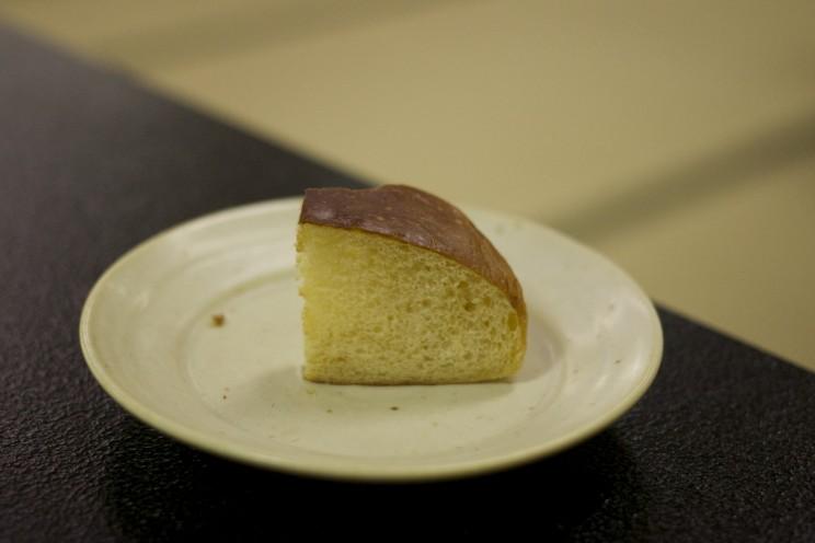 温泉玉子パン