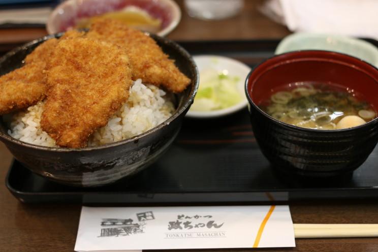 タレカツ丼